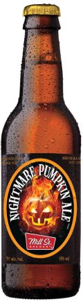 Mill Street Nightmare on Mill Street Pumpkin Ale