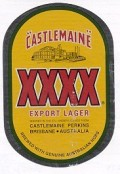 Castlemaine Export Lager