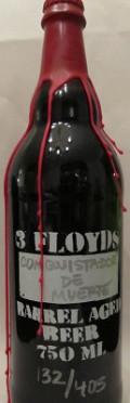 Three Floyds Conquistador De Muerte (Bourbon)