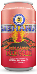 Mehana Volcano Red Ale