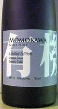 Momokawa Nama Zume Junmai Ginjo Genshu Sake