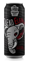 Railway City Dead Elephant Ale