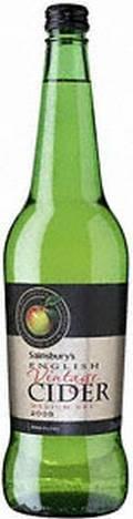 Sainsbury's English Vintage Cider