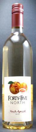Forty Five North Peach-Apricot Mead