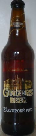 Nová Paka Gingers Beer