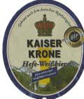 Kaiserkrone Hefe-Weißbier