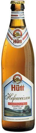 Hütt Hefe-Weißbier Alkoholfrei