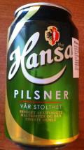Hansa Pilsner (Norway)