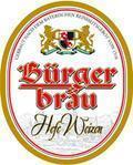 Bürgerbräu Bayreuth Hefe Weizen