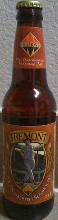Tremont Mr. Oktoberfest Seasonal Ale