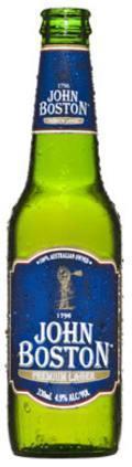 John Boston Premium Lager