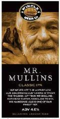 Wincle Mr Mullins