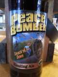War Horse Peace Bomber Riesling Ale