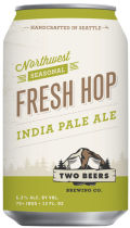 Two Beers Fresh Hop