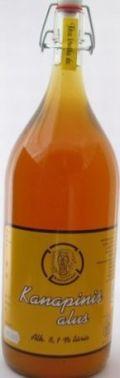 Taruškų Kanapinis Šviesus Alus