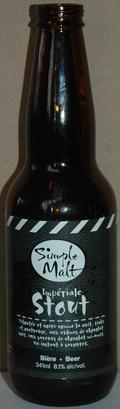 Simple Malt Impériale Stout