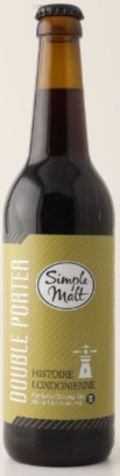 Simple Malt Double Porter