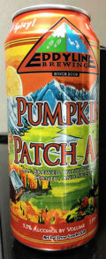 Eddyline Pumpkin Patch Pale Ale