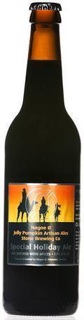 Nøgne Ø / Jolly Pumpkin / Stone Special Holiday Ale