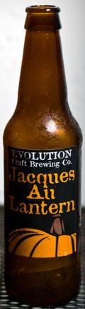 Evolution Craft Jacques Au Lantern Pumpkin Ale