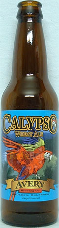 Avery Calypso Wheat Ale