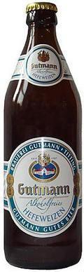 Gutmann Alkoholfreies Hefeweizen