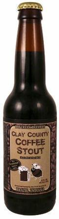 Bee Creek Clay County Coffee Stout