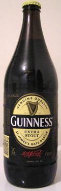 Guinness Extra Stout (Australia)