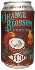 Orange Blossom Toasted Coconut Porter (TCP)