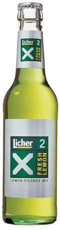 Licher X 2 Fresh Lemon