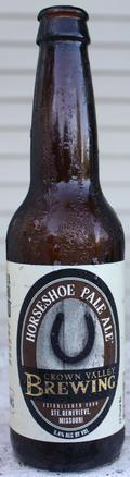 Crown Valley Horseshoe Pale Ale