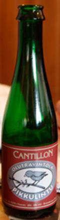 Cantillon Pikkulinnun Viskilambic