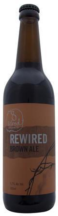 8 Wired ReWired Brown Ale