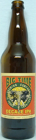 Big Time Decade India Pale Ale