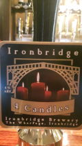 Ironbridge 4 Candles