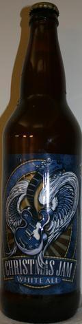 Asheville Warren Haynes Christmas Jam White Ale