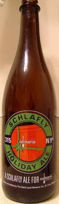 Schlafly Holiday Ale (Culinaria)