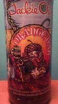 Jackie O's Orange Oak