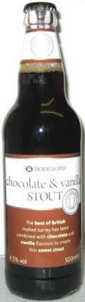 Morrisons Chocolate and Vanilla Stout (Bottle)