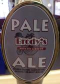 Brody's Pale Ale