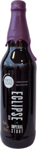 FiftyFifty Imperial Eclipse Stout - Elijah Craig 12 Year Barrel