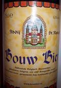 Abdij st Rubelle Bouw Bier