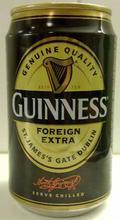 Guinness Foreign Extra Stout (Singapore)