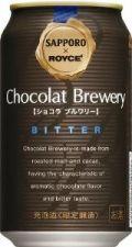 Sapporo X  Royce Chocolat Brewery Bitter