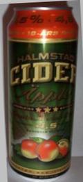 Halmstad Cider Äpple