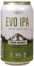 Two Beers EVO IPA