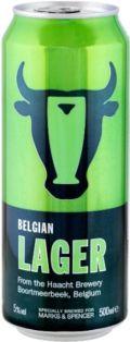 Marks & Spencer Belgian Lager