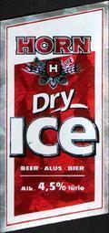 Horn Dry Ice
