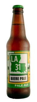 Bayou Teche LA 31 Bière Pâle