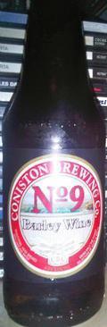 Coniston No 9 Barley Wine